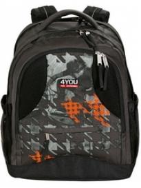 Школьный рюкзак 4you compact - байкер рюкзак пионер 80 mobula